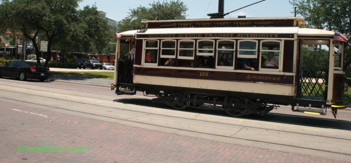 M- LineTrolley