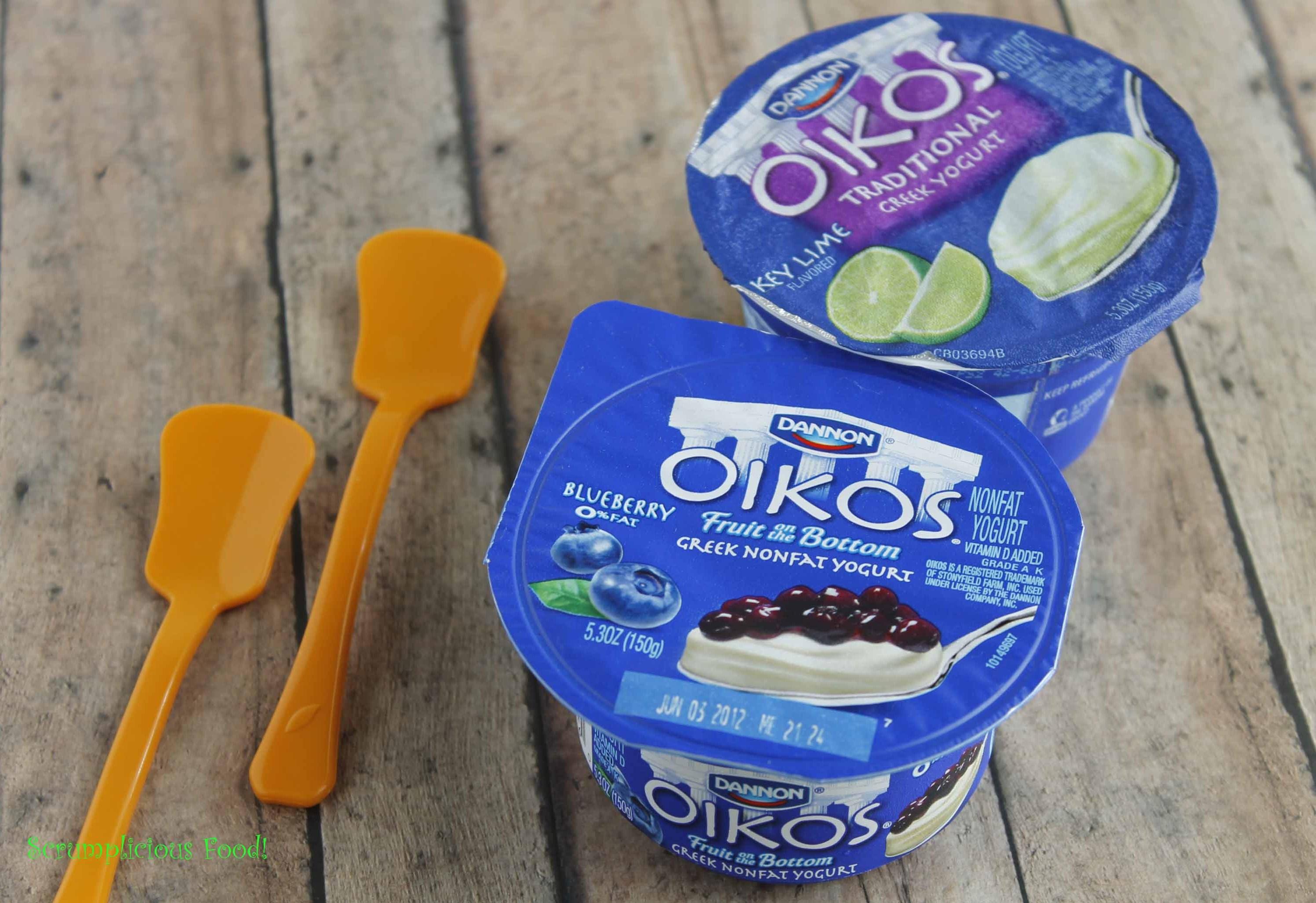 Yogurt Greek Yogurt Oikos Scrumplicious Food