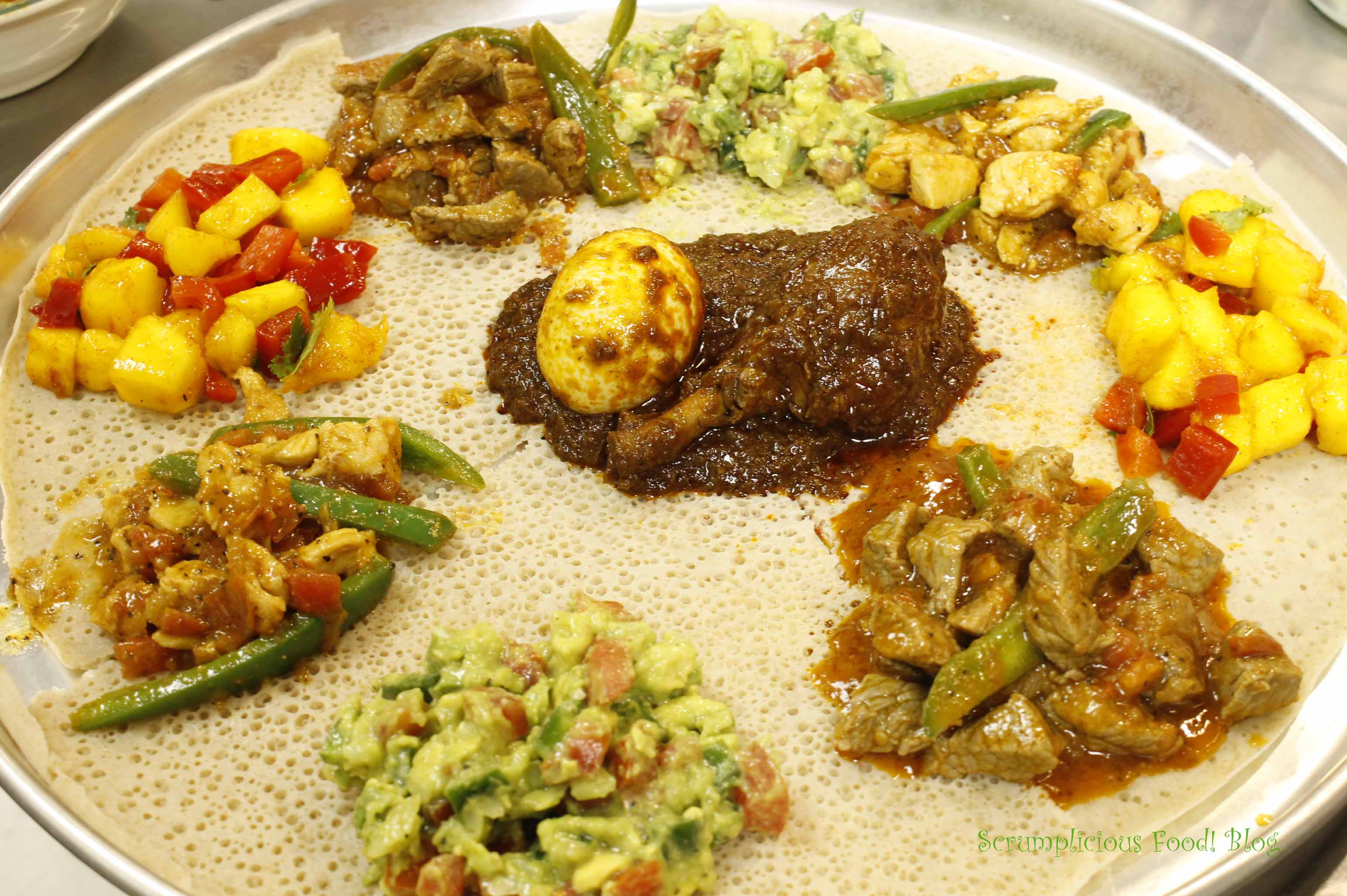 Delicious Ethiopian and Kenyan cuisine now available at